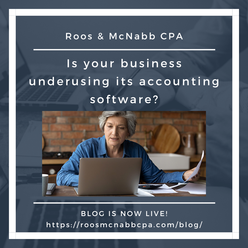 Roos and Mcnabb CPA fRESNO CALIFORNIA TAX ACCOUNTING quickbooks